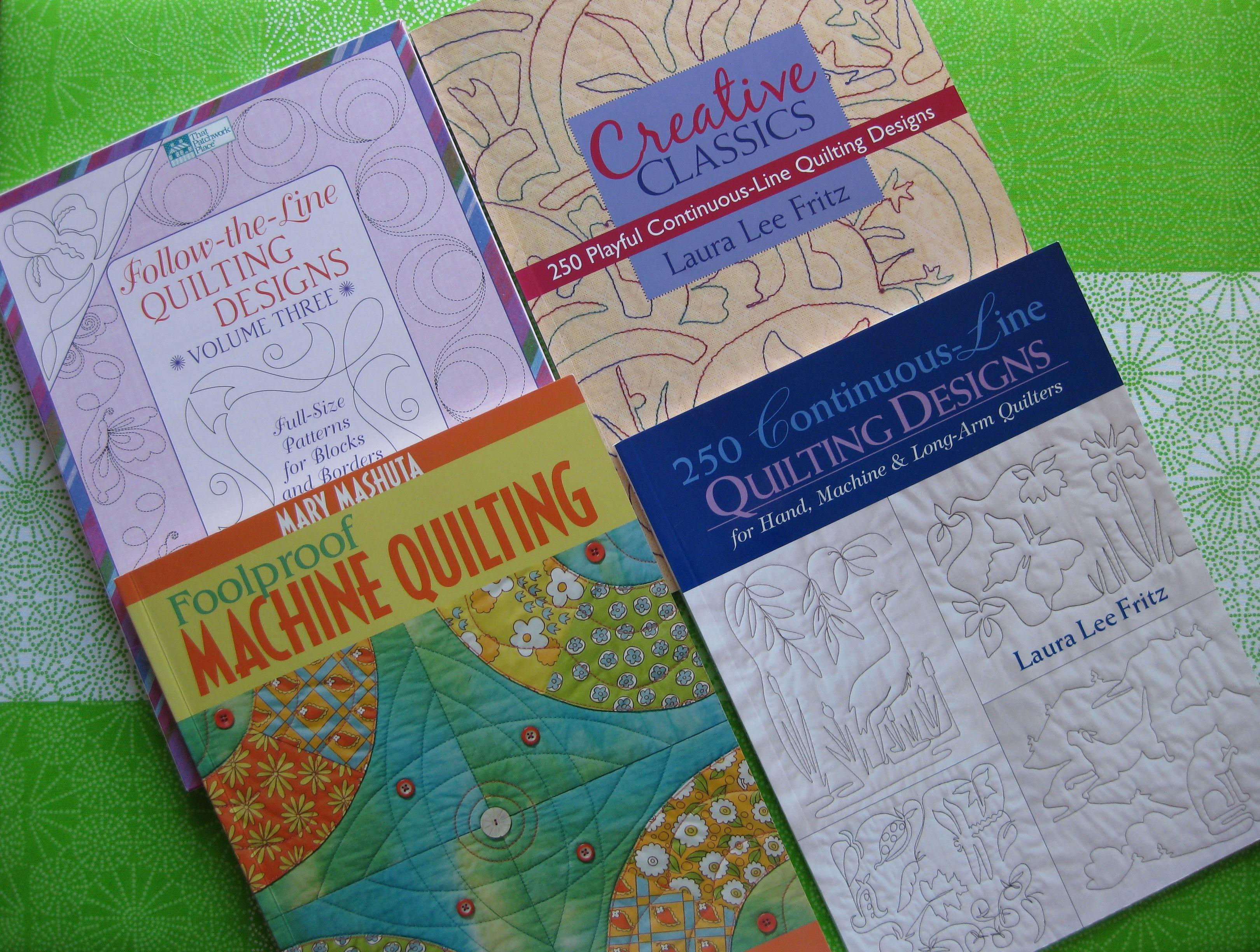 Machine Quilting Books SewMod