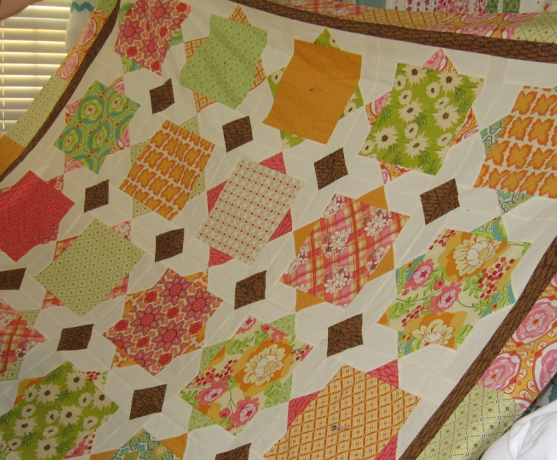 A Weekend Full of Friends, Fun and Quilting…Part 1
