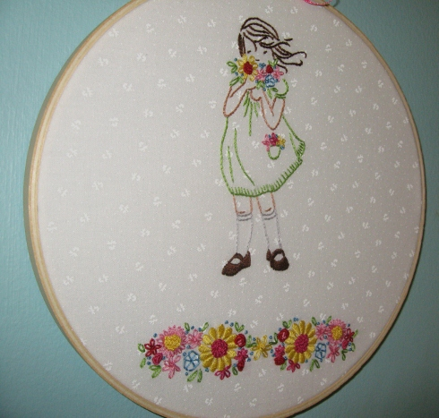 Sarah Jane Embroidery Sewmod