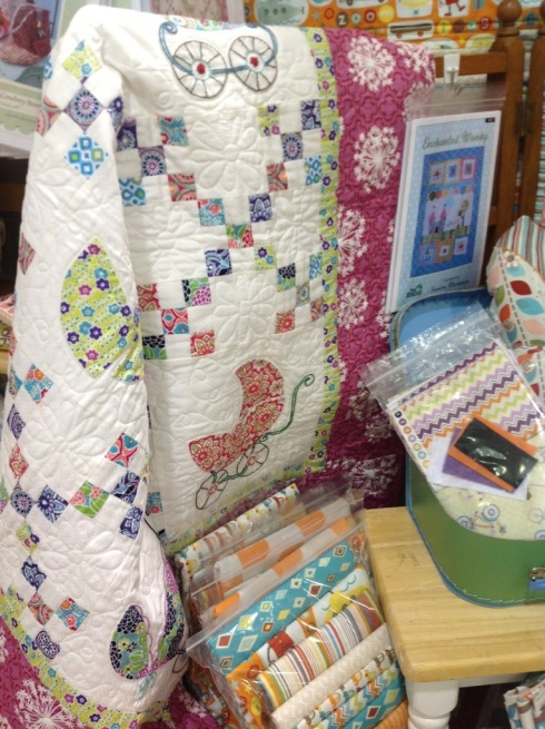 Madison Quilt Expo Sewmod