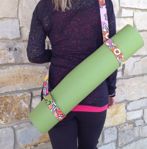 YogaMod SewMod mat sling