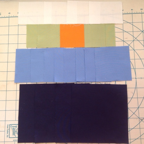 sewmod X and + quilt block tutorial
