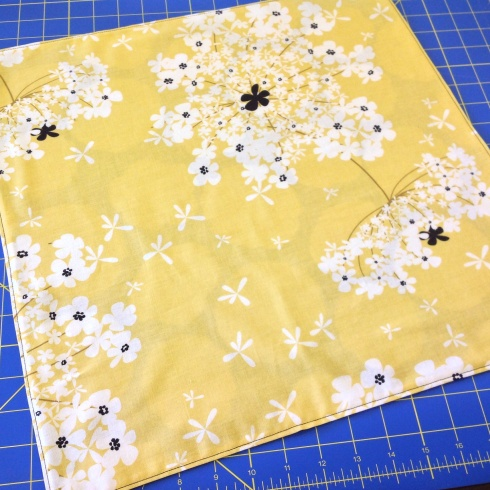 SewMod diy cloth napkin tutorial