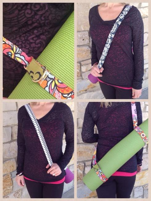 SewMod yoga mat sling