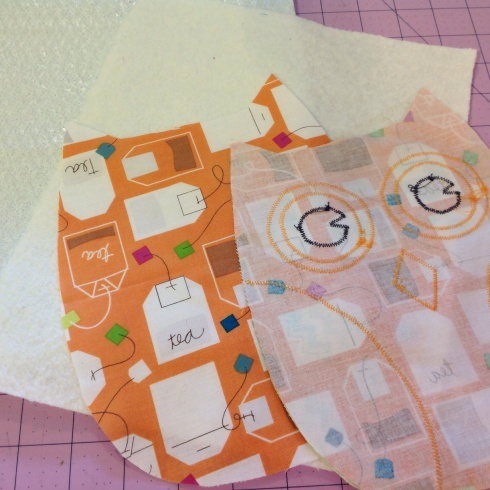SewMod hot who owl hot pads tutorial