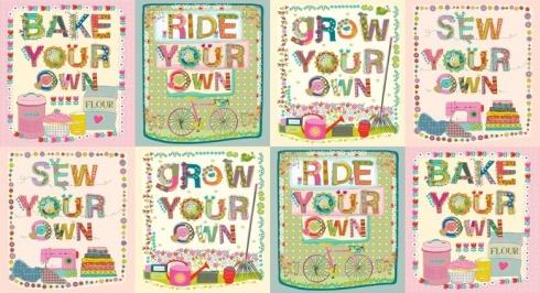 SewMod home grown blend