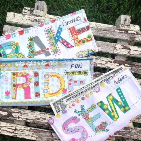 SewMod fabric envelopes