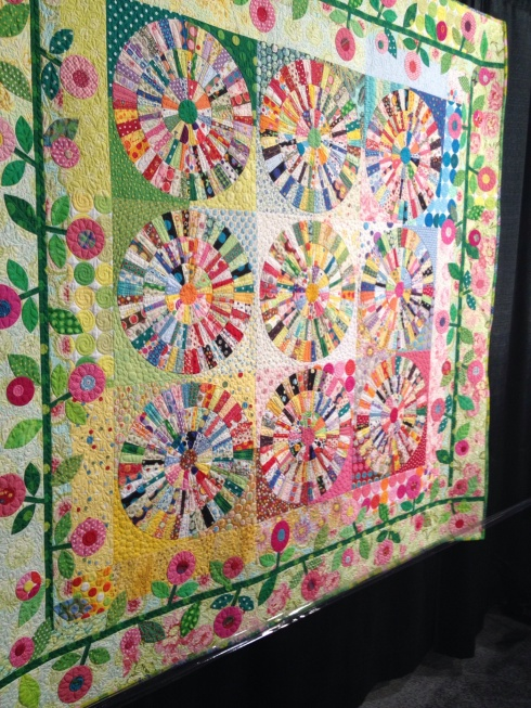 SewMod international quilt show Chicago