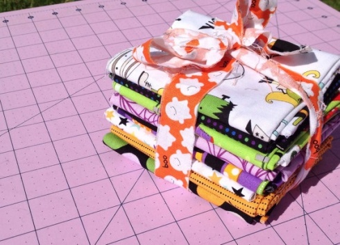 SewMod Halloween fabrics