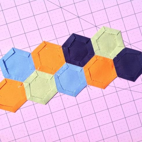 Molecular hexie sewmod