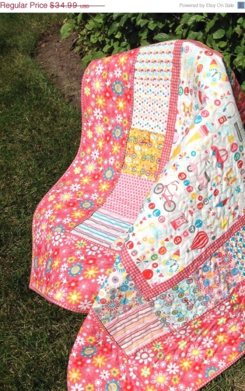 girl crazy quilt