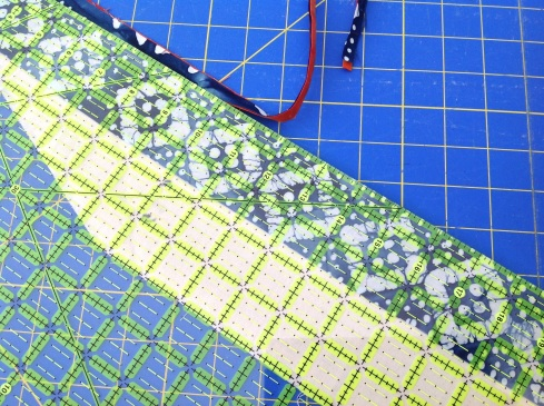 Tuffet foundation piecing tutorial