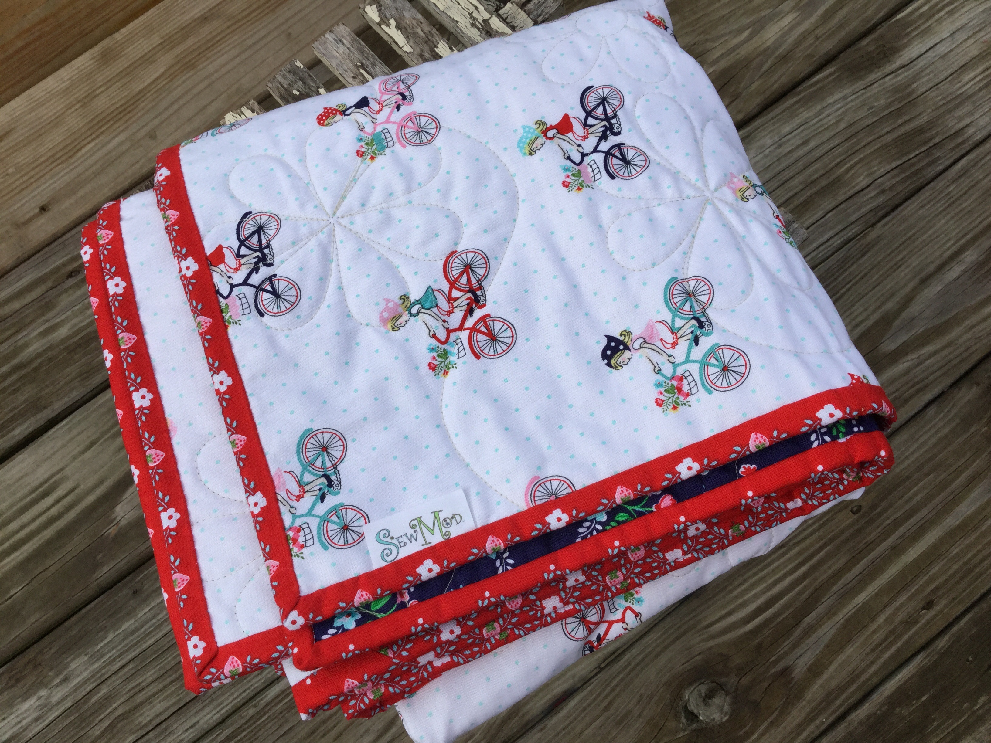 Easy Baby Quilt Kits Sewmod