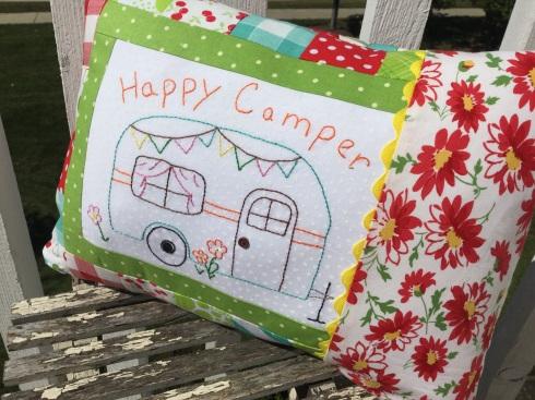 SewMod happy camper