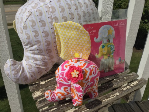 Effie the elephant