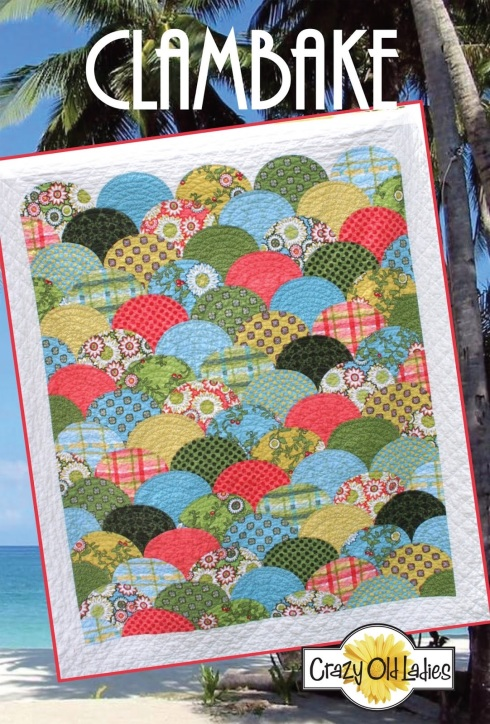 Clambake quilt pattern