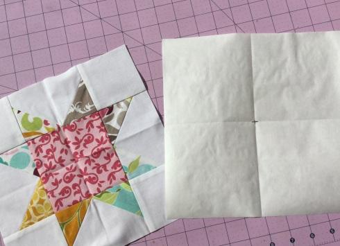 SewMod Lucky Stars quilt kit