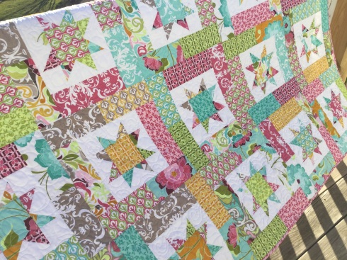 Lucky Stars Quilt Kits