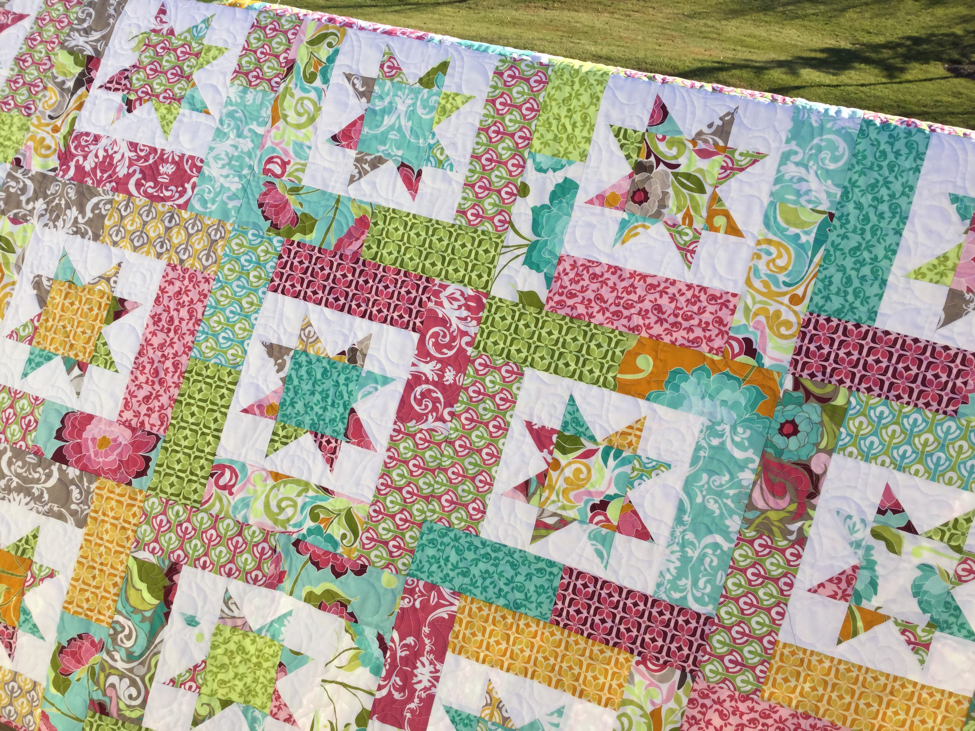 Simple Quilts Templates Quilt Kit : easy quilt kits SewMod