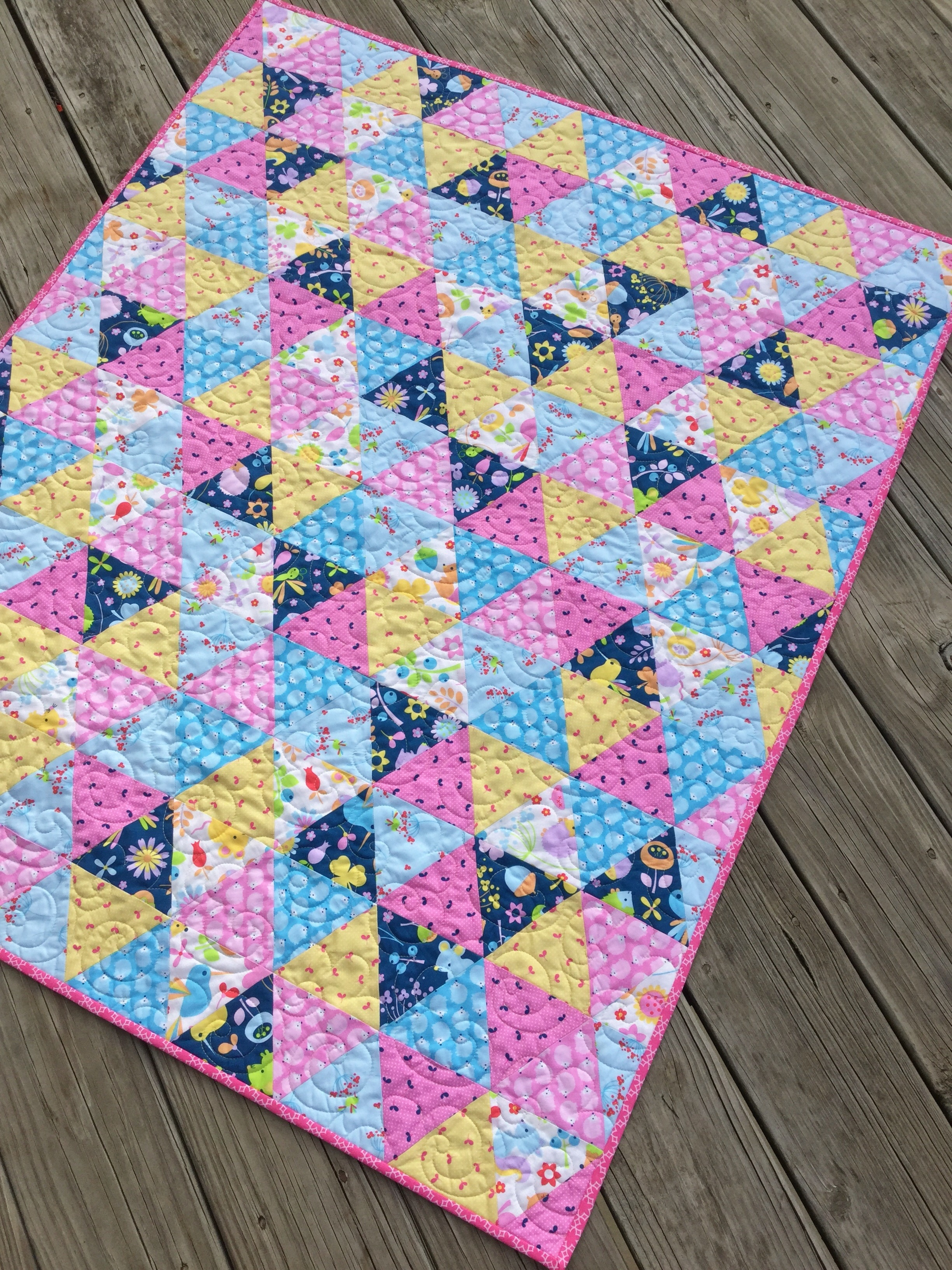 DIY baby quilt kits | SewMod : baby quilt kits to make - Adamdwight.com