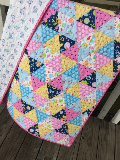 SewMod equilateral quilt kit